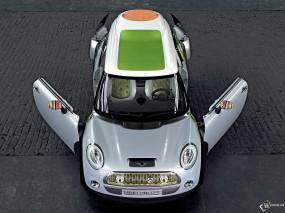 Обои Mini concept: Concept, Mini Cooper, Mini