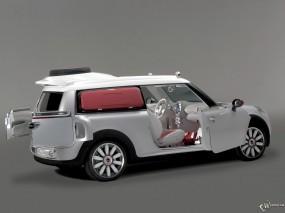 Обои 3D Mini cooper: 3D авто, Mini Cooper, Mini