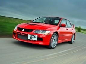 Обои Mitsubishi Lancer Evolution: Mitsubishi Lancer Evolution, Mitsubishi