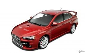 Обои Mitsubishi Lancer: Mitsubishi Lancer, Mitsubishi