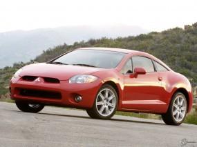 Обои Mitsubishi Eclipse 2006: Mitsubishi Eclipse, Mitsubishi