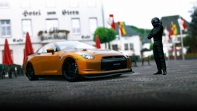 Обои NISSAN GTR: Тюнинг, Nissan GT-R, Nissan