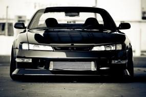 Обои 1995 NISSAN 240SX: Nissan Silvia, Tuning, Nissan, Nissan