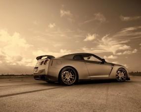 Обои Nissan GT-R: Авто, Nissan, Nissan
