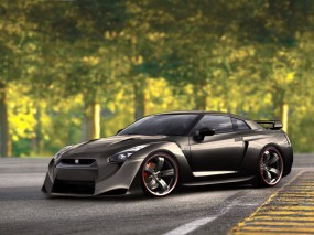 Nissan Skyline тюнинг