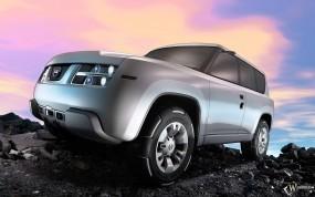 Обои Nissan Terranaut Concept: Concept, Nissan Terranaut, Nissan