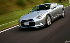 Обои Ниссан GTR: Nissan GT-R, Nissan