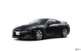 Обои Nissan GTR: Nissan GT-R, Nissan