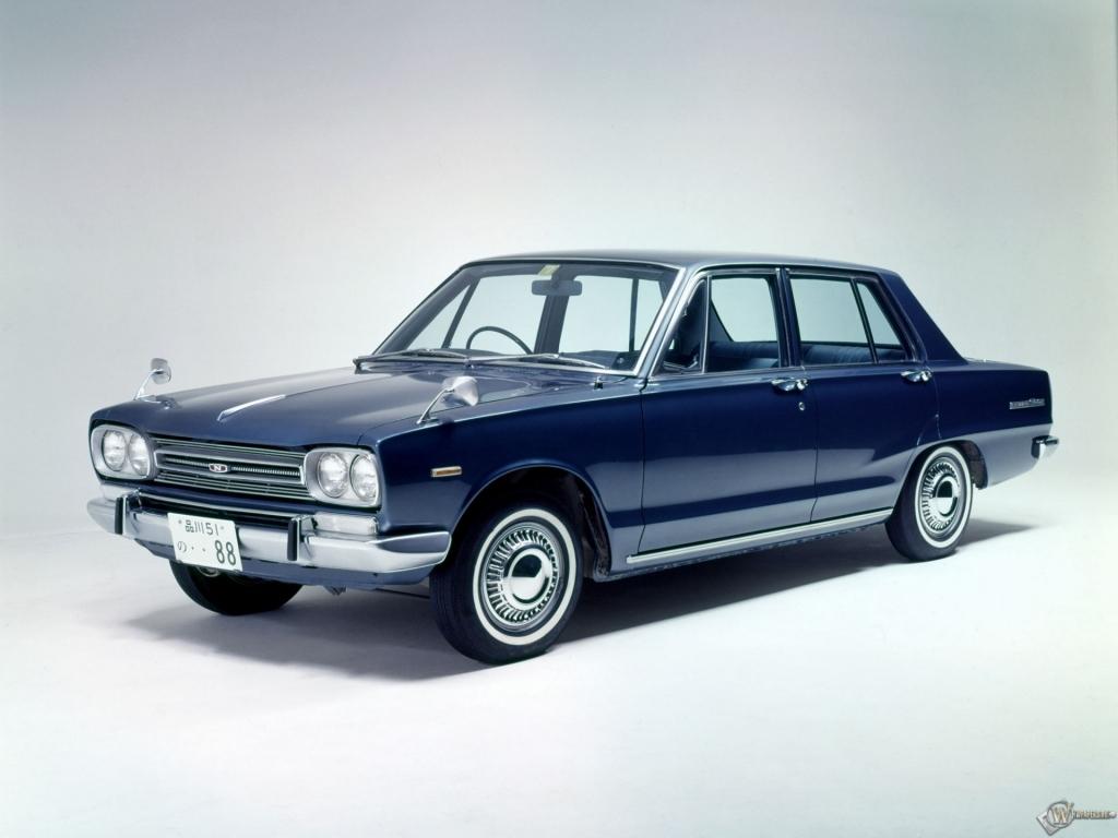 Nissan Skyline 1988 1024x768
