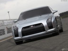 Обои Nissan skyline GT-R Proto: Nissan Skyline, Nissan