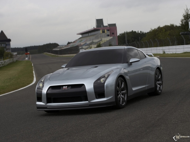 Nissan skyline GT-R Proto