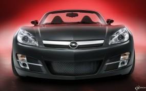 Обои Opel GT cabrio: Кабриолет, Opel, Opel