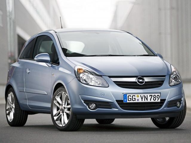 Opel Corsa (Опель Корса)