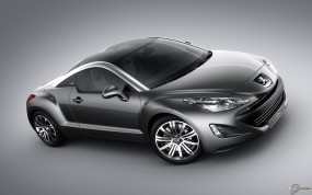 Обои Peugeot 308 RCZ: Peugeot 308, Peugeot