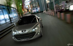 Peugeot 308 RCZ