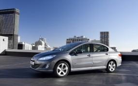 Обои Peugeot 408: Пежо, Peugeot 408, Peugeot