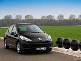 Обои Peugeot 207: Peugeot 207, Peugeot