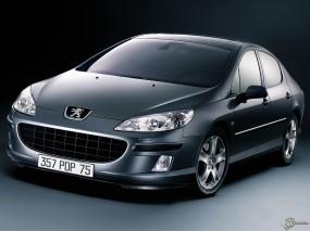 Обои Пежо 407: Peugeot 407, Peugeot