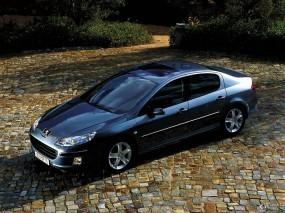 Обои Пежо 407 Седан: Peugeot 407, Peugeot