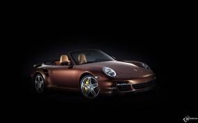 Обои Porsche 911 кабриолет: Кабриолет, Porsche 911, Porsche