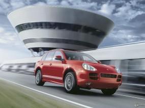 Porsche Cayenne Titanium
