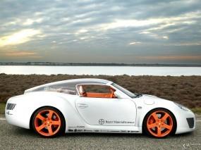 Обои Porshe Rinspeed: Rinspeed, Porsche, Porsche