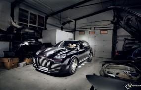 Porsche Cayenne Muron Widebody