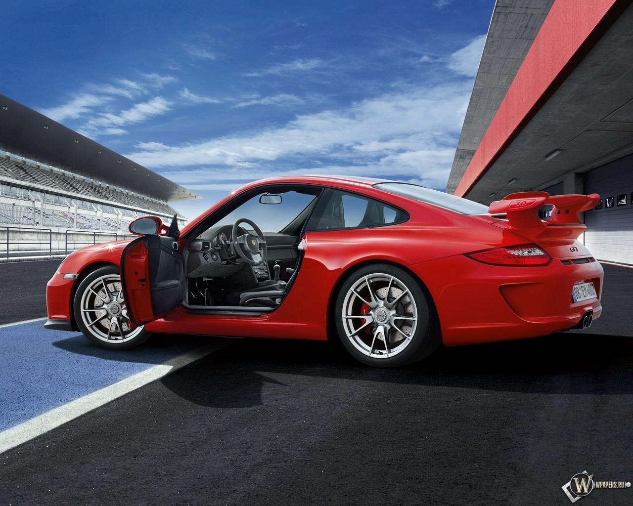Porsche 911 GT3 1280x1024
