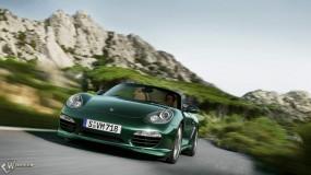 Обои Porsche Boxster: Кабриолет, Porsche Boxster, Porsche