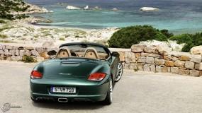 Обои Porshe Boxster: Кабриолет, Porsche Boxster, Porsche
