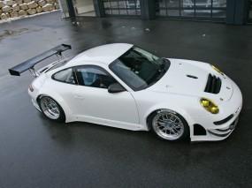 Обои Porsche 911 GT3 RSR: Асфальт, Порше, Спорткар, Porsche 911, Porsche
