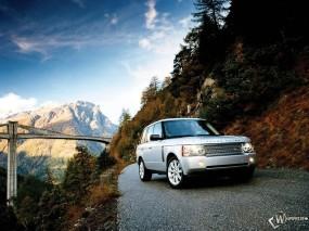 Обои Land Rover Range Rover 4.4 V8 4WD: Range Rover Sport, Range Rover