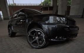 Обои Tuning Range Rover Sport: Тюнинг, Range Rover Sport, Range Rover
