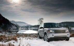 Обои Range Rover TDV8 Vogue SE: Range Rover, Range Rover