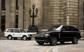 Обои Range Rover 2011: Range Rover, Range Rover
