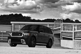 Range Rover Black Vogue RS600 by Project Kahn