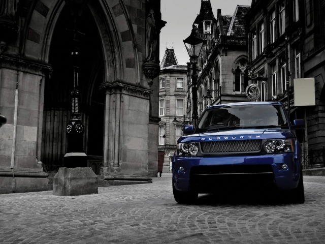 Range Rover 2011 Project Kahn Cosworth RS300