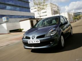 Обои Renault Clio - Рено Клио: Renault Clio, Renault