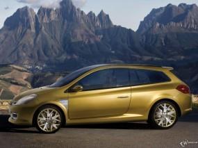 Обои Renault Clio Grand Tour Concept: Concept, Renault Clio, Renault