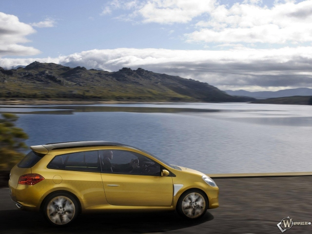 Renault Clio Grandtour Concept