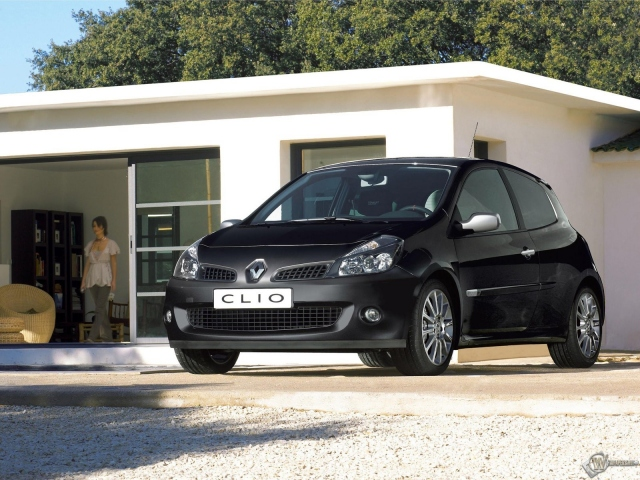 Renault Clio RS Luxe