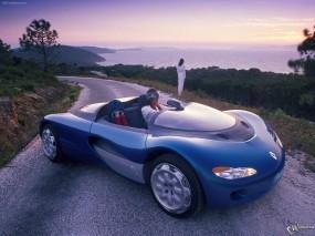 Обои Renault Laguna Concept: Concept, Renault Laguna, Renault