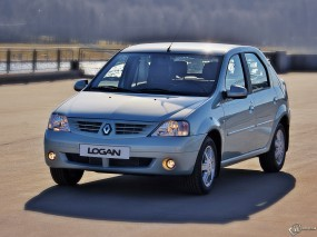 Обои Renault Logan: Renault Logan, Renault