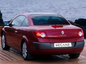 Обои Renault Megane CC: Renault Megane, Renault