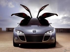 Обои Renault Megane Coupe: Concept, Renault Megane, Renault