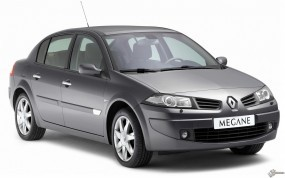 Обои Renault Megane sedan: Renault Megane, Renault