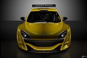 Обои Renault Megane Trophy: Renault Megane Trophy, Renault