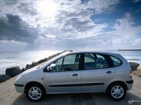 Обои Renault Scenic: Renault Scenic, Renault