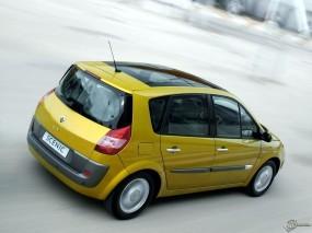 Обои Renault Scenic - Рено Сценик: Hatchback, Renault Scenic, Renault