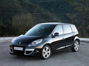 Обои Renault scenic: Hatchback, Renault Scenic, Renault